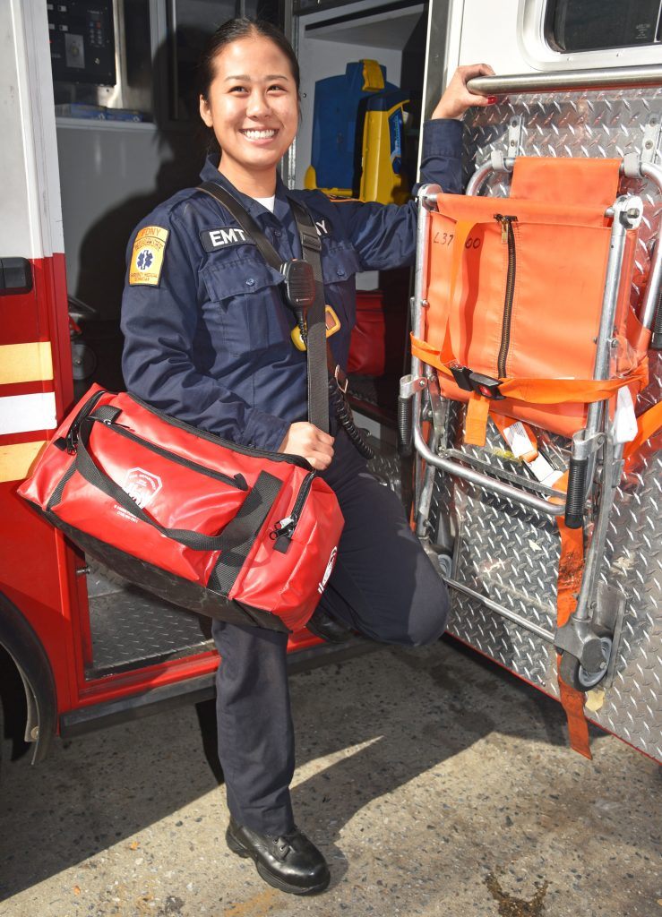 FDNY EMS is 'Always in Service' - JoinFDNY